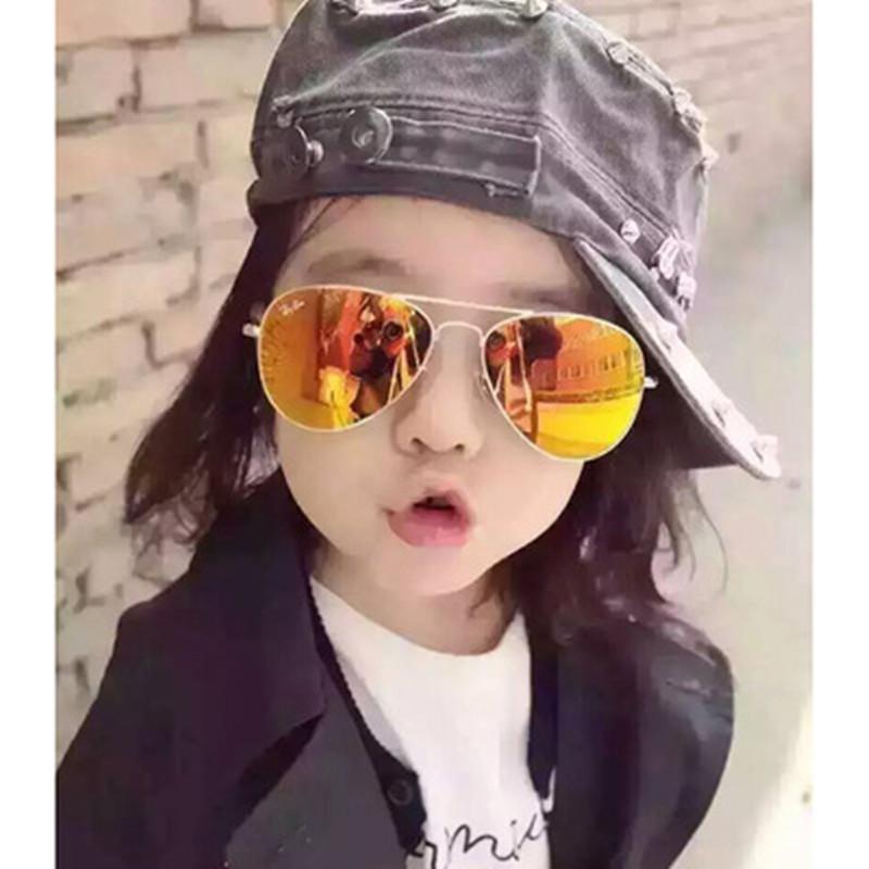 0f225ed63b4d 2019 TOP Polarized Kids Sunglasses Boys Girls Baby Infant Sun Glasses 100% UV400  Eyewear Child Shades Oculos Infantil From Ancient88, $35.32 | DHgate.Com