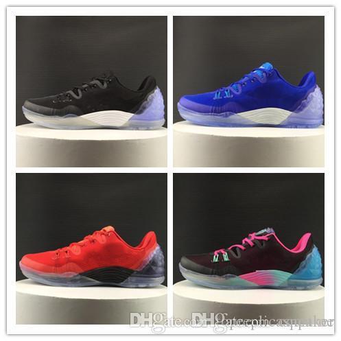 06bd6b8ff2f 2019 2018 New Arrival KB 5 Kobe Venomenon 5 Low Blue White MD Kobe 5s Mamba  MEN Basketball Shoes High Quality Sports Sneakers 7 12 From Cqqstroe