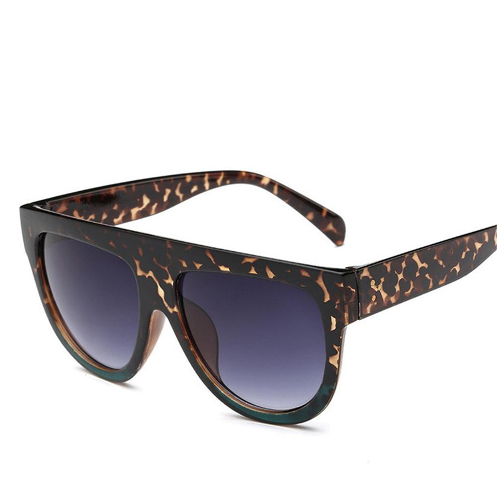 303b72f8e6a6 Women Leopard Sunglasses Luxury Design Popular Big Frame Glasses Good  Quality UV Protection Fashion Eyewear Lady Girls Retro Sunglasses Womens  Sunglasses ...
