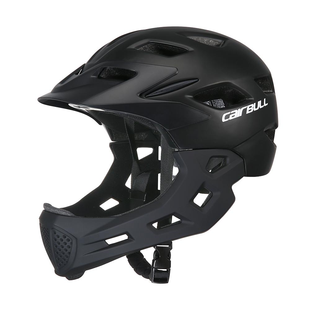 28fc7554e61 2019 Cycling Helmet Kid Bike Full Face Helmet Children Safety Riding  Skateboard Rollerblading Sports Protective Equipment From Xuelianguo