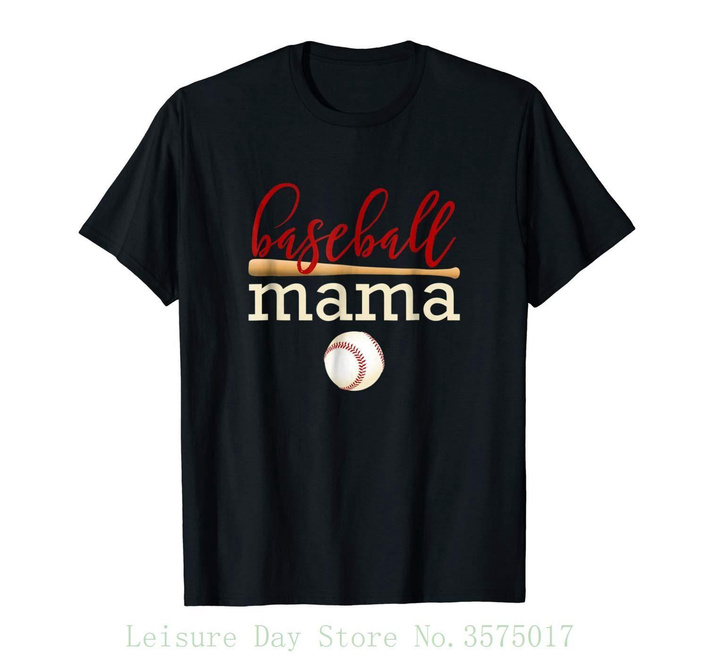 Baseball Mama Shirt For Family Baseball Shirt Quality T Shirts Men
