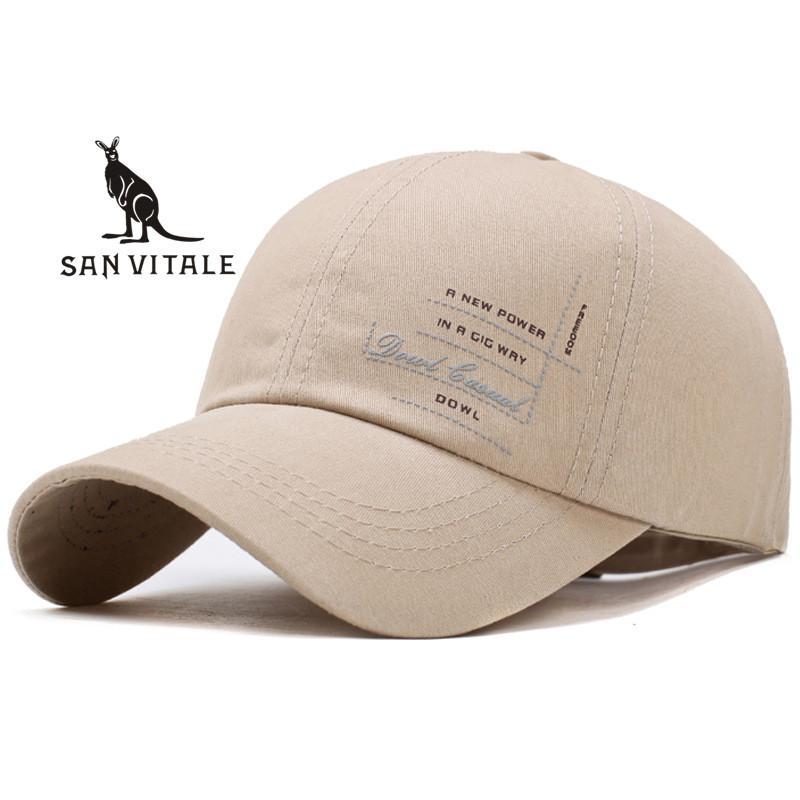 Satın Al Beyzbol Şapkası Erkek Şapka Bahar Özel Şapkalar Şans Rapçi  Snapback Kovboy Adam Siyah Marka 2018 Yeni Tasarımcı Lüks Marka SVC055 402e09269c