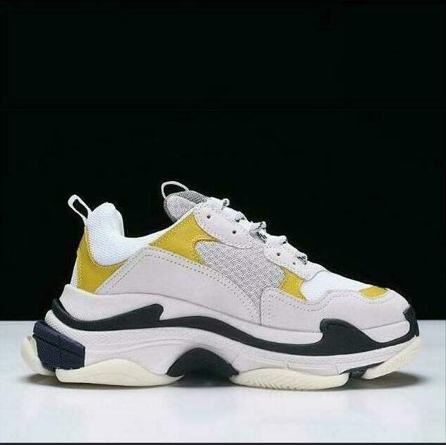0e7a2c1910 shoe boots fashion for sale SHOES Multi Triple S Designer Lw New Arrival  Sneaker Combination Soles Boots Mens Womens Walking Shoes