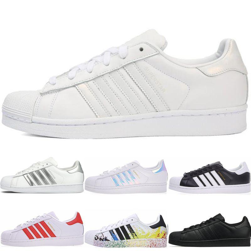 Zapatillas Adidas Superstar Triple Vapour Hombre Original