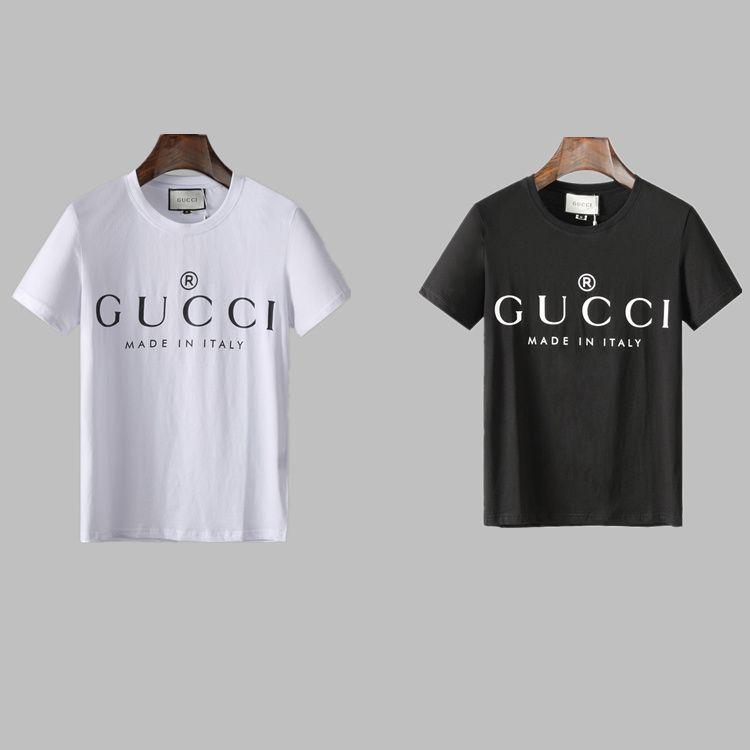 5684d9e19 New Casual T-shirts Mens Women Clothing 2019 Summer Classic Fashion ...