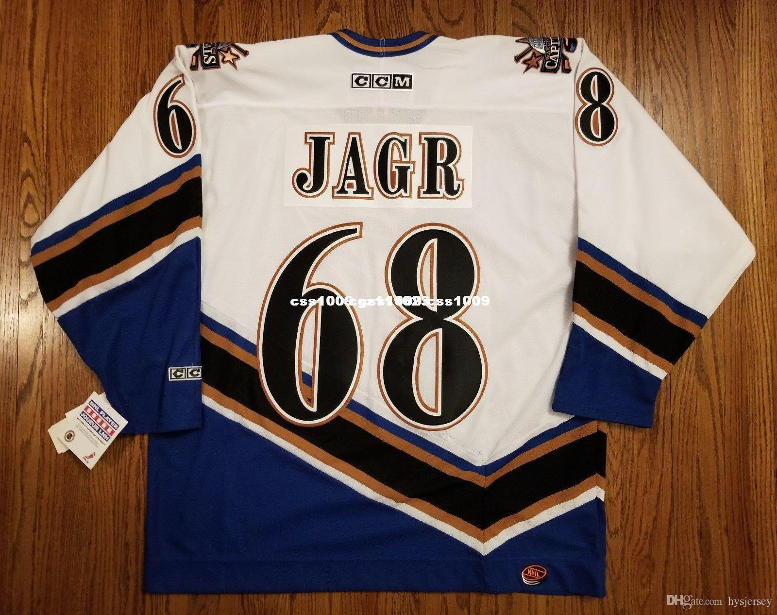 765c6e552 2019 Cheap Custom Jaromir Jagr Vintage Washington Capitals CCM Jersey  Screaming Eagle Mens Personalized Stitching Jerseys From Hysjersey, $55.84  | DHgate.