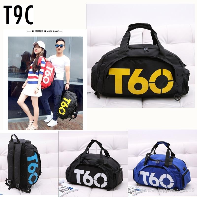 6ae88cddf614 bag Men Sport Gym Bag Women Fitness Waterproof Outdoor Separate Space Shoes  pouch rucksack Hide Backpack sac de T60 Brand New #29533