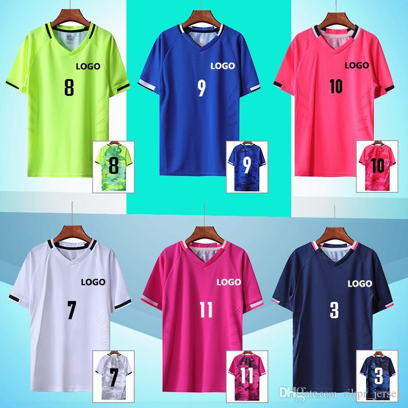 e3185be11 2019 2019 Children Soccer Jerseys