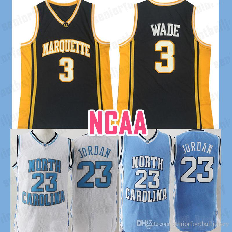sale retailer 44cd3 10fca Dwyane 3 Wade NCAA College University Jersey 23 Michael MJ Luka 77 Doncic  Jersey High school Men Basketball Jerseys hot sale