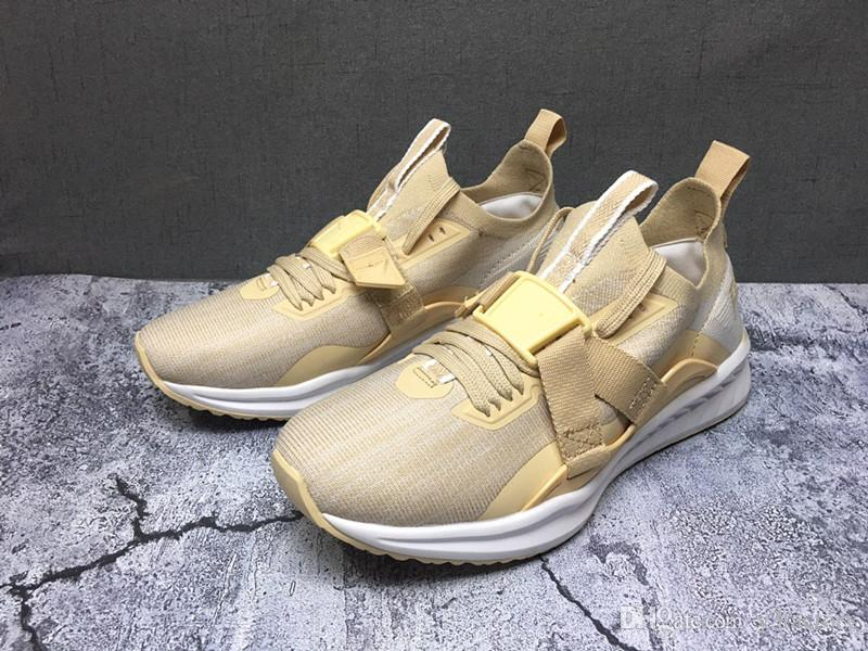 4d5ea3445199 Discount Classic 2019 Tsugi Blaze Evoknit Sock Shoes Promotion Perfect  Knitting Vamp Cheapest Sneakers High Performance Sports Shoes 36 45 Jogging  Shoes ...