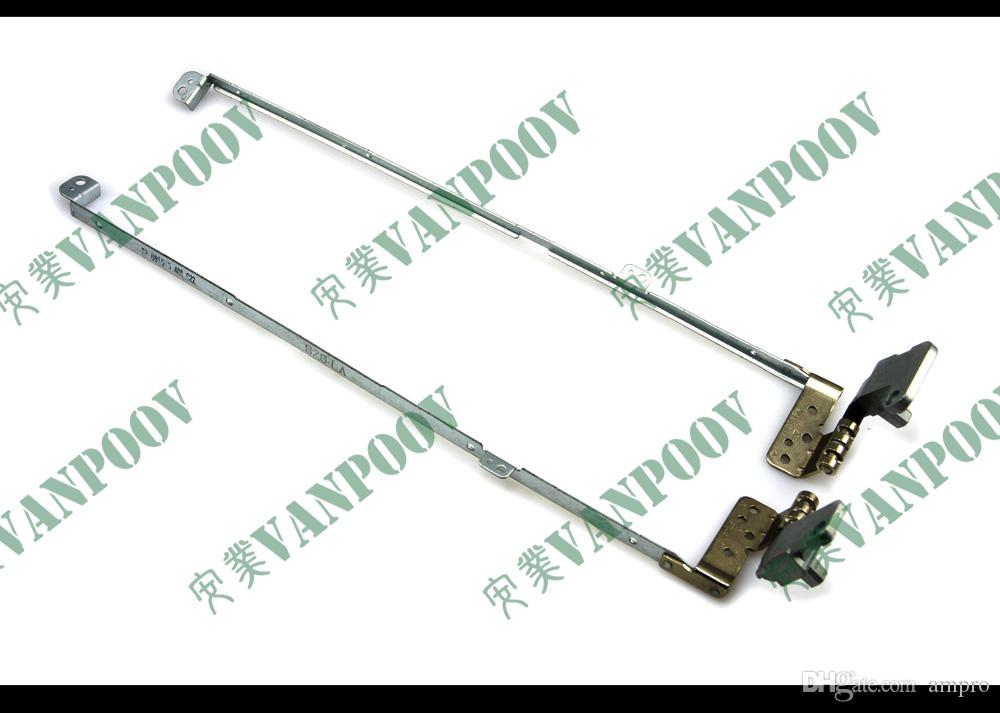 New Notebook Laptop LCD Hinge for Acer Aspire 5235 5335 5535 5735 5738 5738Z Series Left + Right Hinge set For 15.6 inch Display