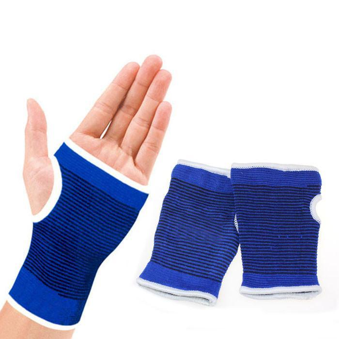 1Pair New Multifunction Wrapped Elastic Bandage Support Wrist Gloves Hand Palm Gear Protector Elastic Brace Gym Sports 20