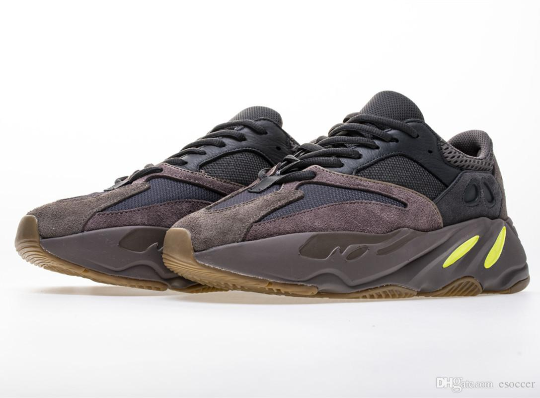 ea30a617e5 Nuevas Botas 700 Malva Marrón Zapatillas Kanye 700 Zapatillas De Running  Para Hombre Botas Deportivas Zapatillas De Mujer Zapatillas Deportivas Para  Hombre ...