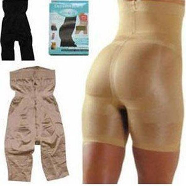 f187f15ae4 Women s High Waist Tummy Control Body Shaper Briefs Slimming Pants ...