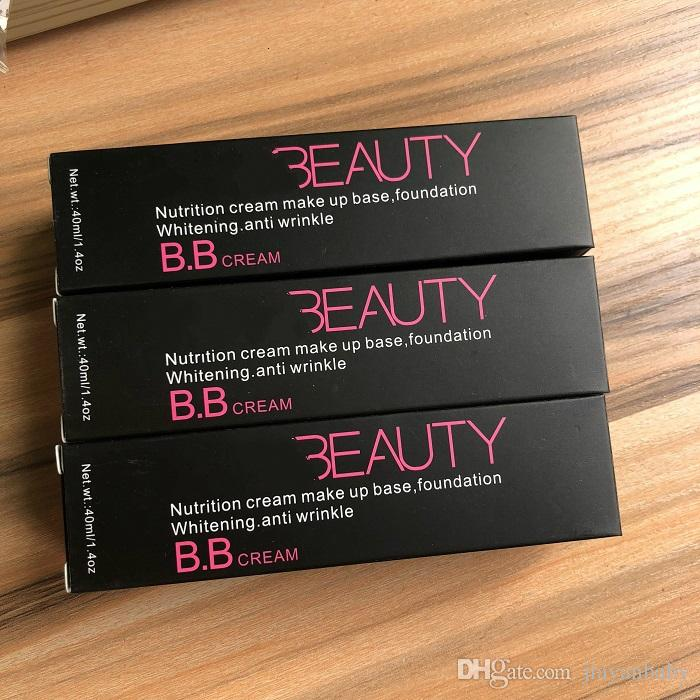 Hot selling Beauty nutrition cream makeup base ,foundation BB cream in stock in stock