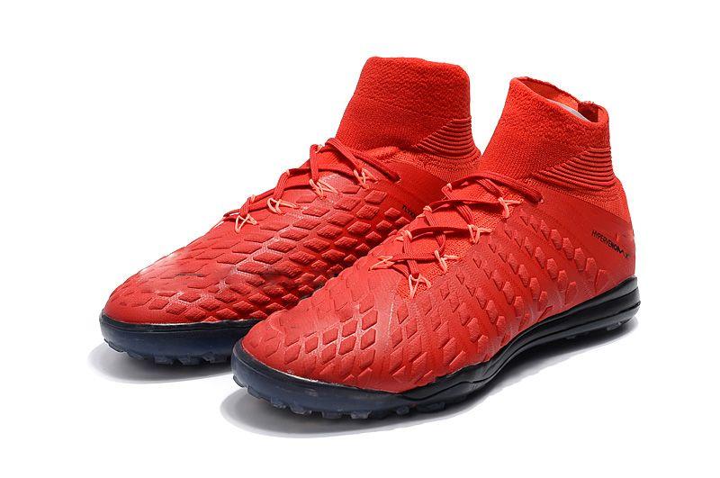 pretty nice 0b573 a1abd rojo-negro-zapatos-de-f-tbol-100-originales.jpg