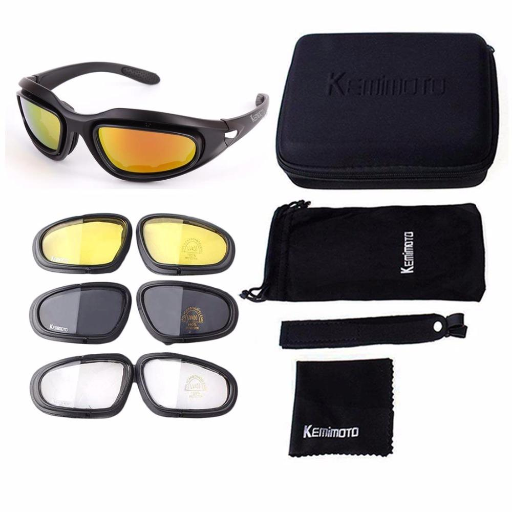 7219fb071a6 Non Polarized Motorcycle Riding Glasses Motorcycle Goggles Sport Sunglasses  With 4 Lens Kits Sunglasses For Motorcycles Sunglasses For Riding Bikes  From ...