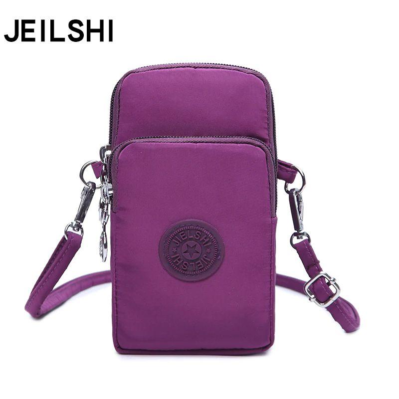 c277294c1f49 Cartoon Women Nylon Messenger Bags Small Female Shoulder Bags Phone Ladies  Mini Purse And Handbags Girl Crossbody Bags For Women Ladies Handbags  Leather ...
