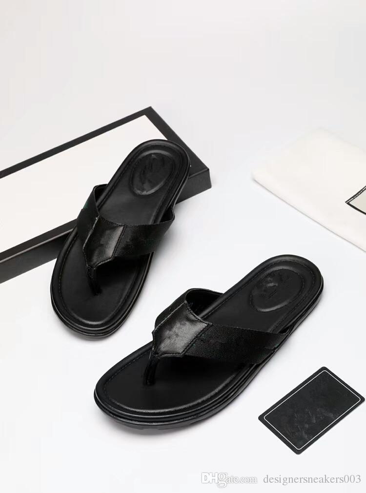 5a609fde7 2019 New Men Slides Summer Luxury Designer Beach Indoor Flat G Shoes Brand  Mens Sandals Slippers House Flip Flops With Spike Hf18072404 Purple Shoes  Ladies ...