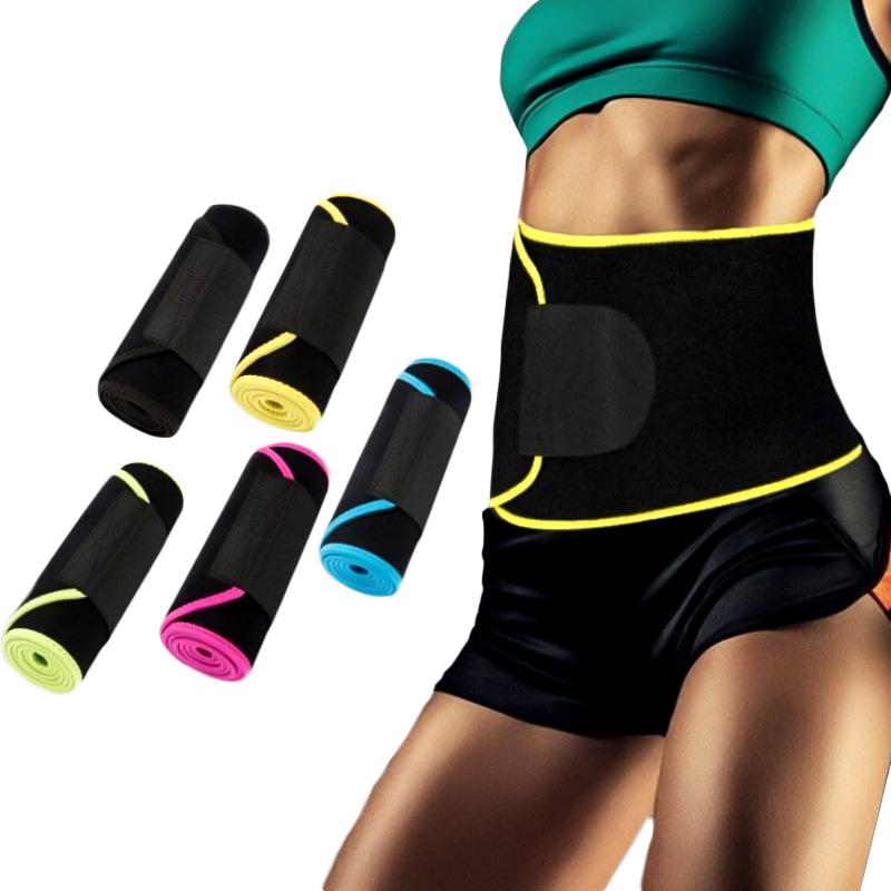 f310dee36c2 Hot Slimming Keep Warm Tummy Belt Neoprene Body Shaper Women Men Waist  Trainer Body Shapers Shapewear Lingerie Corset Cinchers Online with   30.42 Piece on ...