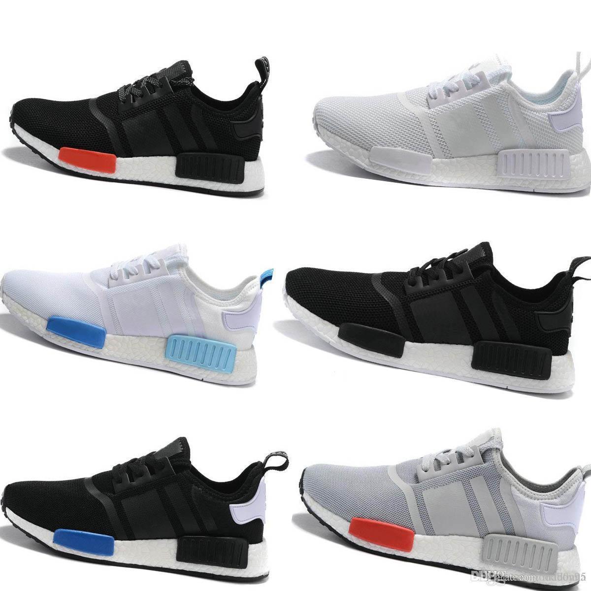 c3d539adaeb6cc Großhandel Heißer Verkauf 2018 NMD R1 Schuhe Mens OG Aus Japan ...