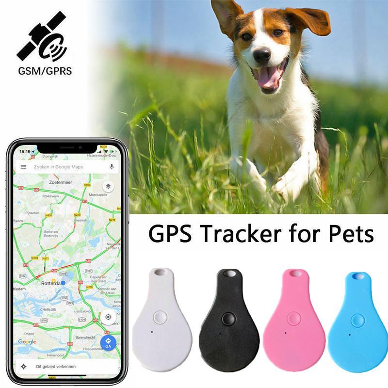 Multi-funzione Bluetooth GPS portatile Tracker Locator Anti perso dispositivo di allarme Chiave animali Portafoglio Car Locator Phone Tracker