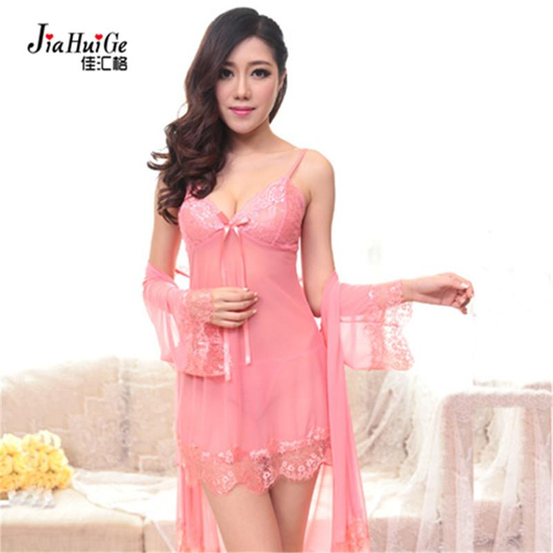 2019 New Womens Pajamas Sexy Lingerie Hot Lenceria Intimate Sex Sleepwear  Negligees Sexy Clothes For Women Bathrobe Ladies Nightwear From  Zehanclothing 01bac158a