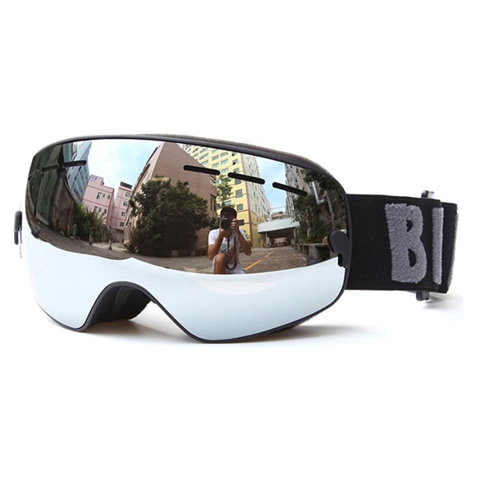 2f112ca00fe Children Ski Goggles Winter Snow Sport Snowboard Goggles Anti-fog UV ...