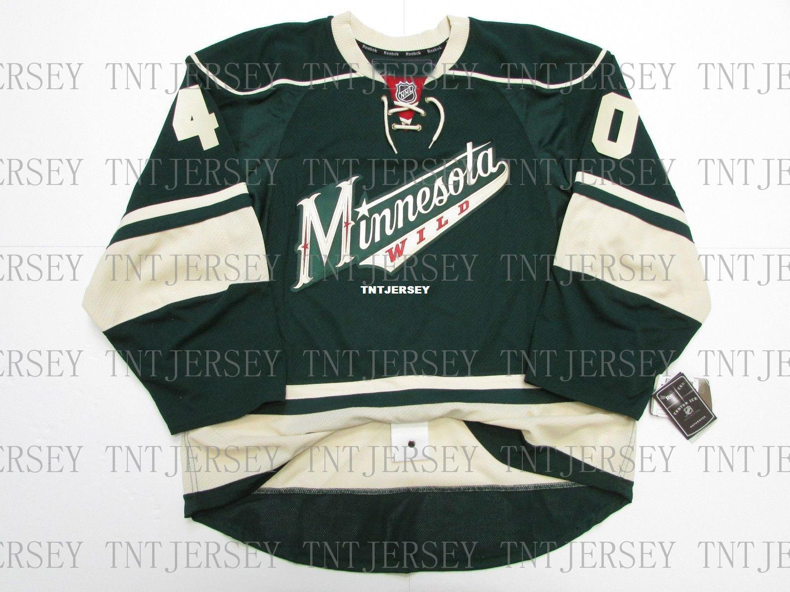 f893dbd26 2019 Cheap Custom DEVAN DUBNYK MINNESOTA WILD THIRD HOCKEY JERSEY Stitch  Add Any Number Any Name Mens Hockey Jersey XS 5XL From Tntjersey