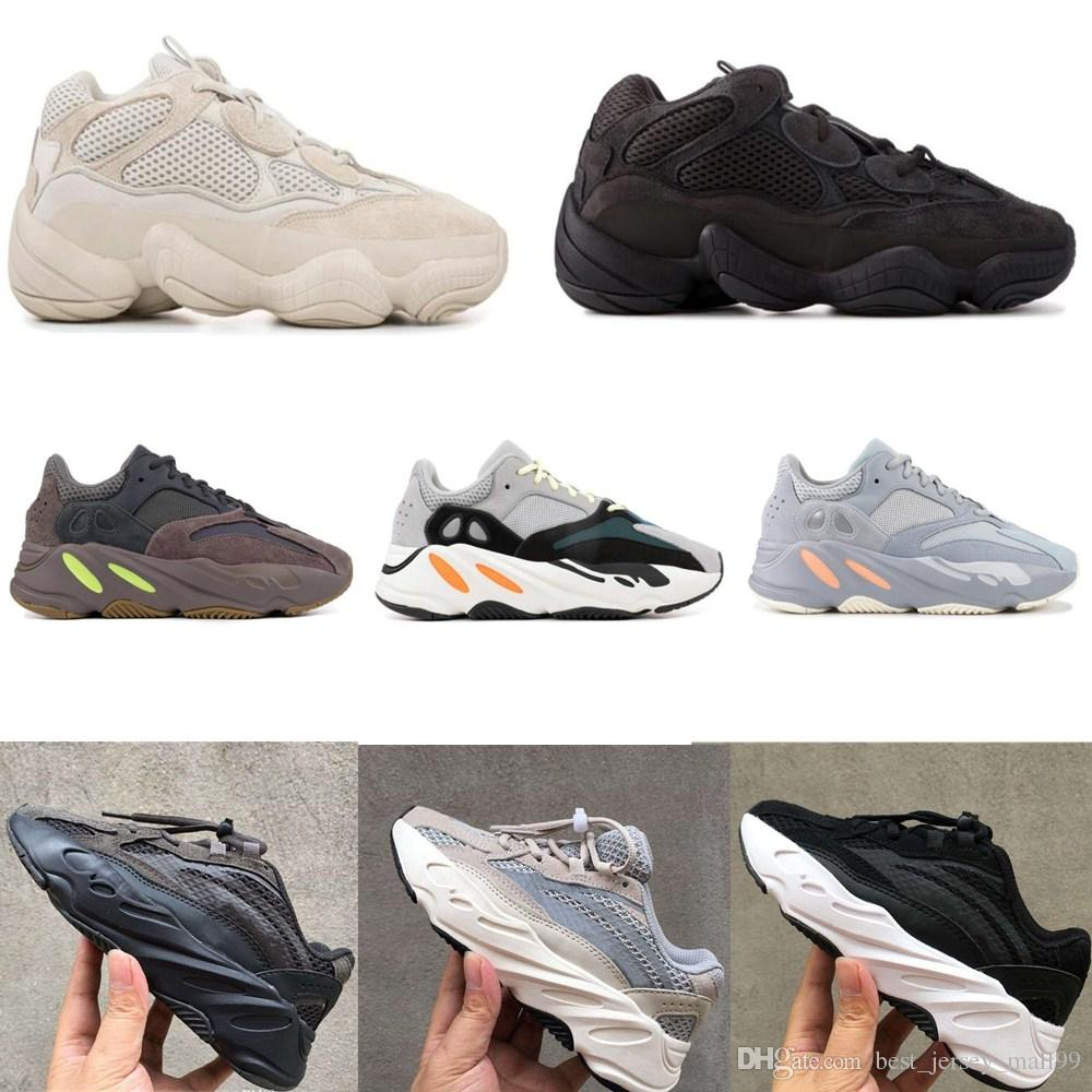 official photos 11ce3 cda30 Blush Desert Rat Infant 500 700 Runners kids Running shoes Utility Black  Baby boy & girl Toddler Youth trainers Designer Children sneakers
