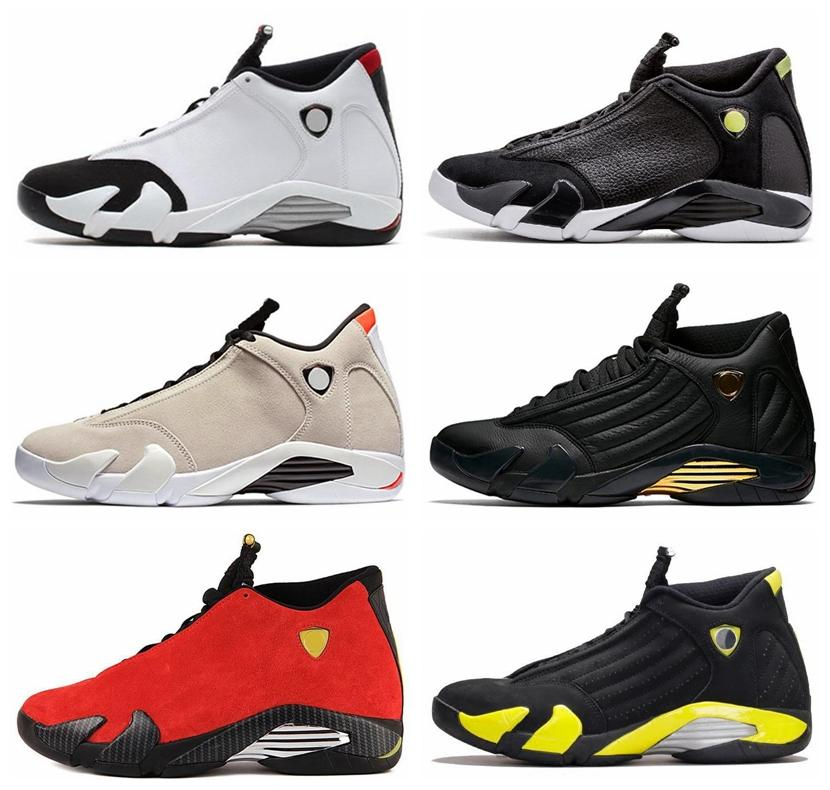 4c66700da2b711 2019 14 Last Shot 14s DESERT SAND Mens Basketball Shoes 14s BLACK TOE Mens  Sports Shoes Boots Sneakers Athletics With Box Free Shippment Footwear From  Enjou ...