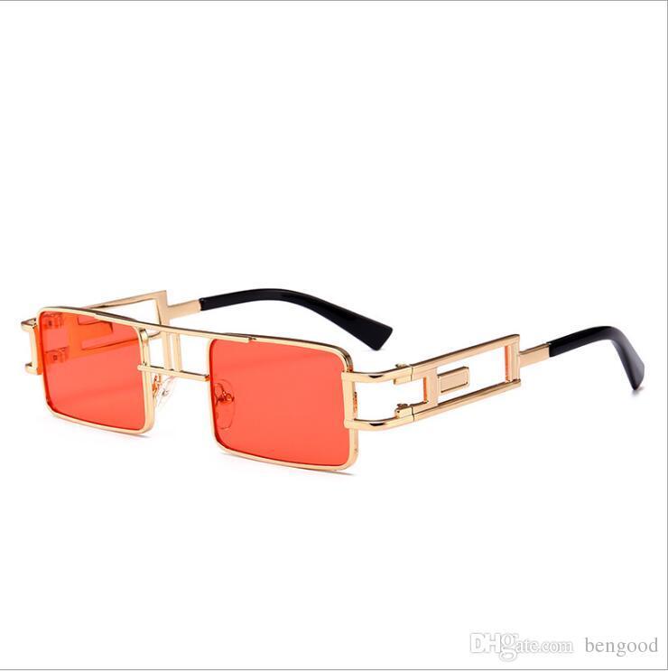 0be95de288 Rectangle Polarized Sunglasses UV 400 Lens Sun Glasses Driving Glasses  Square Shades Unisex With Black Box Sunglasses Uk Polarised Sunglasses From  ...