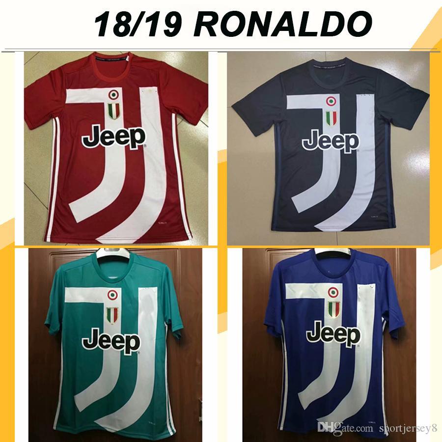 251f26bae Acquista 2019 Juventus Commemorative Edition RONALDO DYBALA Pullover Di  Calcio Nuova Juve D.COSTA Versione Di Gioco Maglie Da Calcio Top Tailandia  Qualità ...