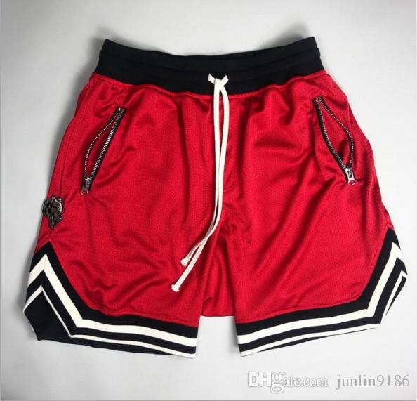 Wholesale Bermuda hot fitness sports leisure outdoor training men's casual cotton shorts