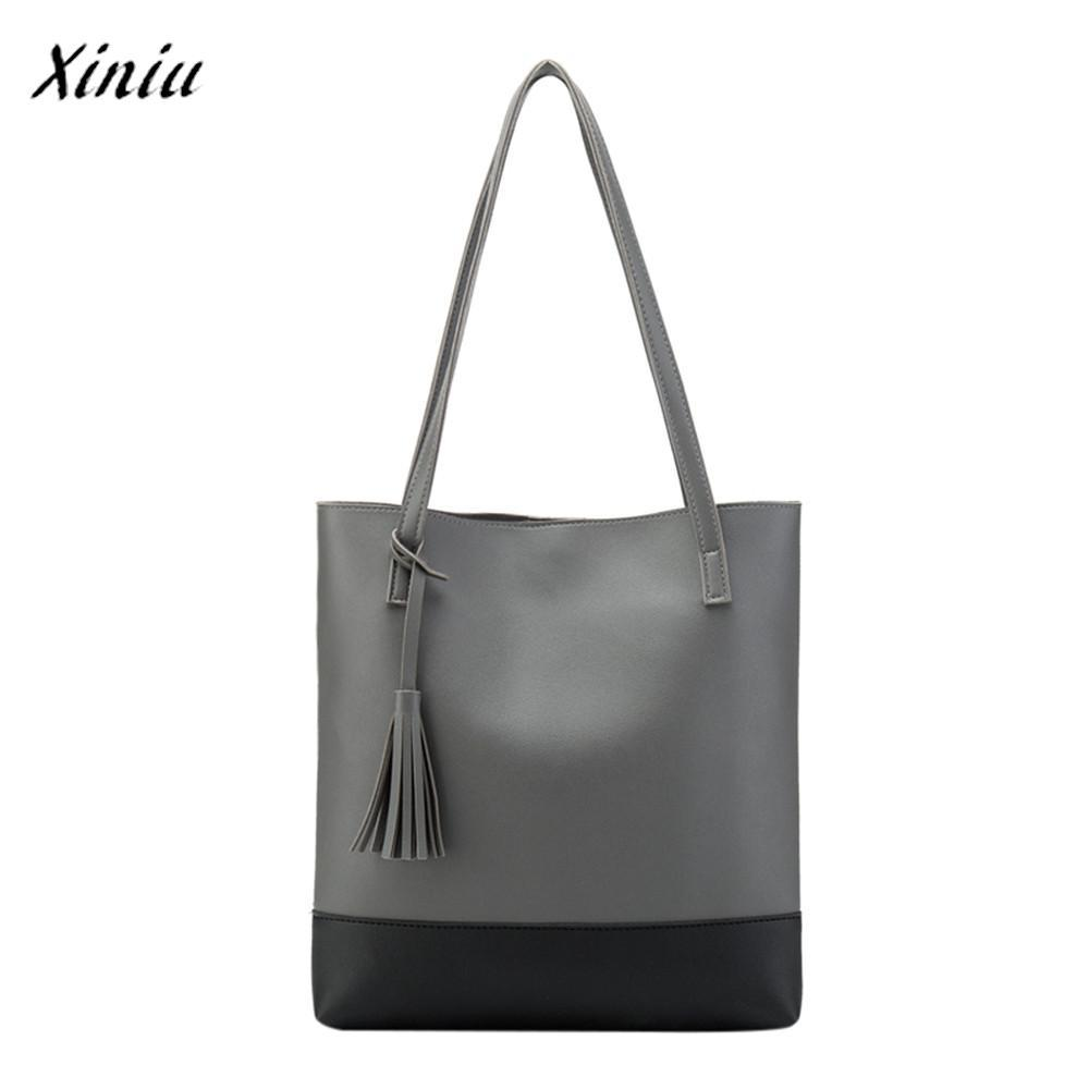 c3c4dd00eeec Xiniu Fashion Luxury Handbags Women Bags Designer Tassels Messenger  Shoulder Bag New Multi Colors Hangbag Bucket Bag Shoulder Bags Cheap  Shoulder Bags Xiniu ...