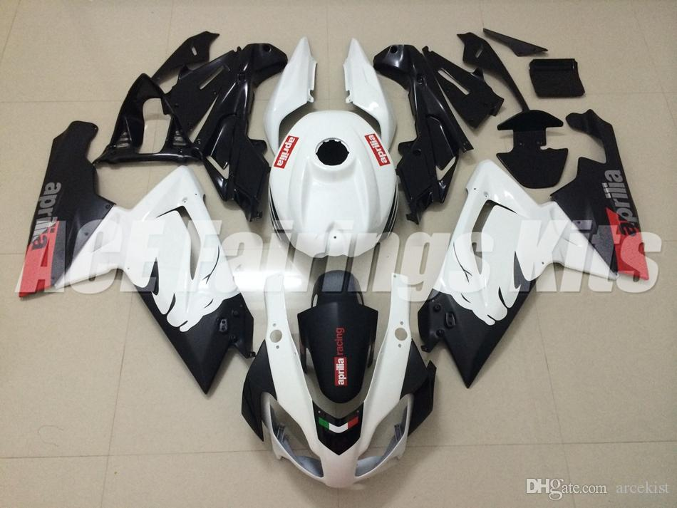 New Injection ABS motorcycle bike Full fairing kits for aprillia RS125 2006-2011 Fairings RS 125 06 07 08 09 10 11 RS4 bodywork BR