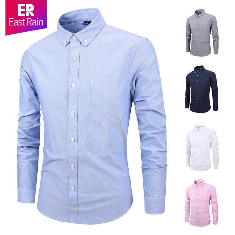 fe620b37bcf89 Satın Al Erkek Giyim Niujinfang Gömlek Yeni Basit Erkek Uzun Kollu Pamuk Iş  Elbise Yakışıklı Moda Ceket Mizaç, $23.33 | DHgate.Com'da
