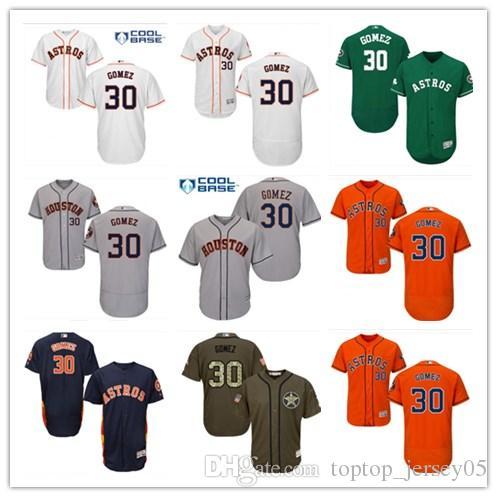 best loved 23fab c7dcc 2018 top Houston Astros Jerseys #30 Carlos Gomez Jerseys  men#WOMEN#YOUTH#Men s Baseball Jersey Majestic Stitched Professional  sportswear