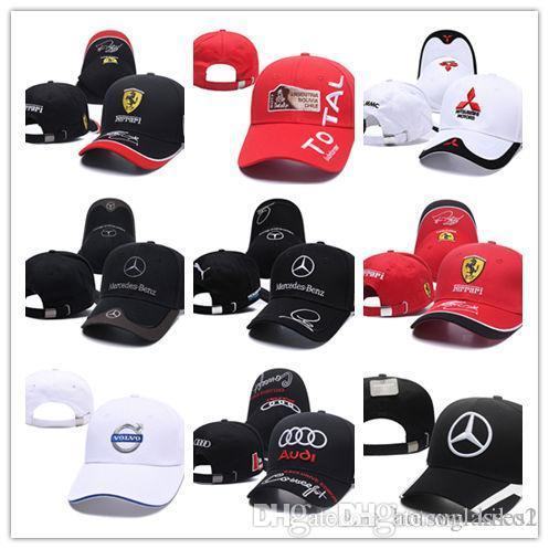 abdbaff6c38c3 Good Sale Motorcycle 3d Embroidered F1 Racing Cap Men Women Snapback Caps  Rossi Vr46 Baseball Cap Yamaha Hats Caps Lids From Kiko1
