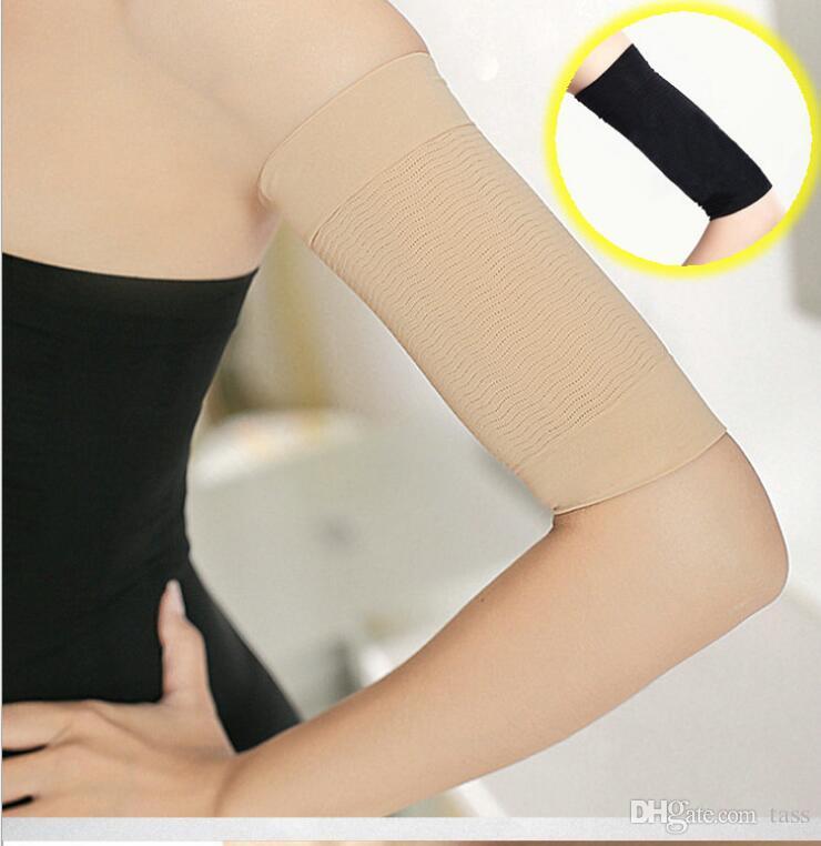 e6800c8e64ef7 Arm Shaper Sleeves Beauty Women Shaper Weight Loss Thin Legs Thin Arm  Calorie Off Fat Buster Slimmer Wrap Belt Women Arm Shapers Shapewear Arm  Shapewear ...