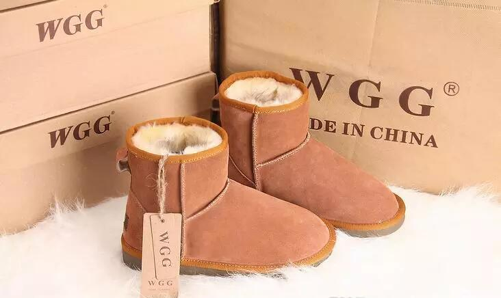 Hot Winter Snow Boots Classic Women Warm Mini Boot Christmas Ladies Minis Shoes Chestnut Chocolate Grey Black Sale