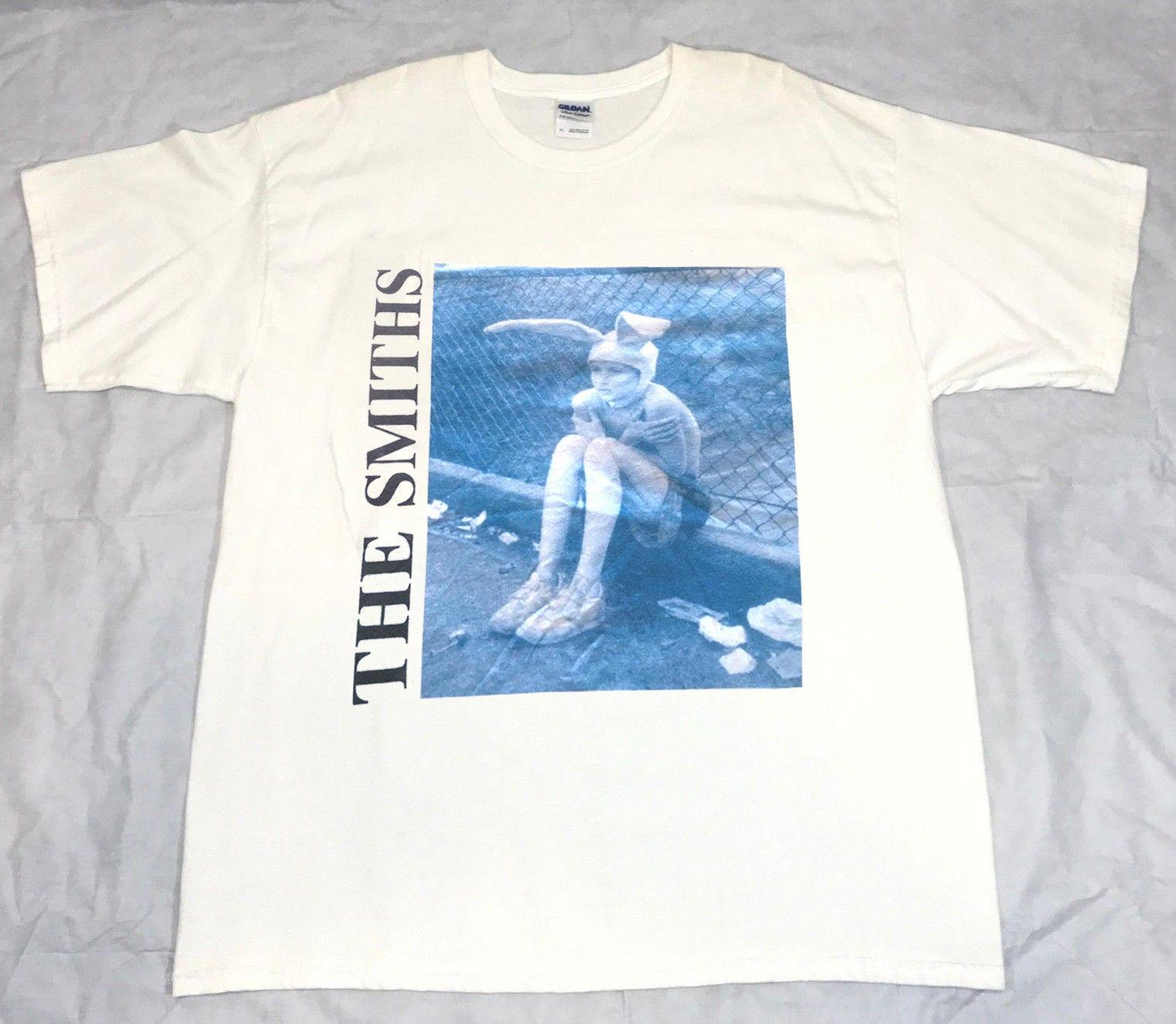 25f56e187ebc The Smiths X Gummo Collab T Shirt Morrissey Larry Clark Kids Reprint New  Funny Unisex Casual Tshirt Silly T Shirts Interesting T Shirts From  Workwearstores, ...