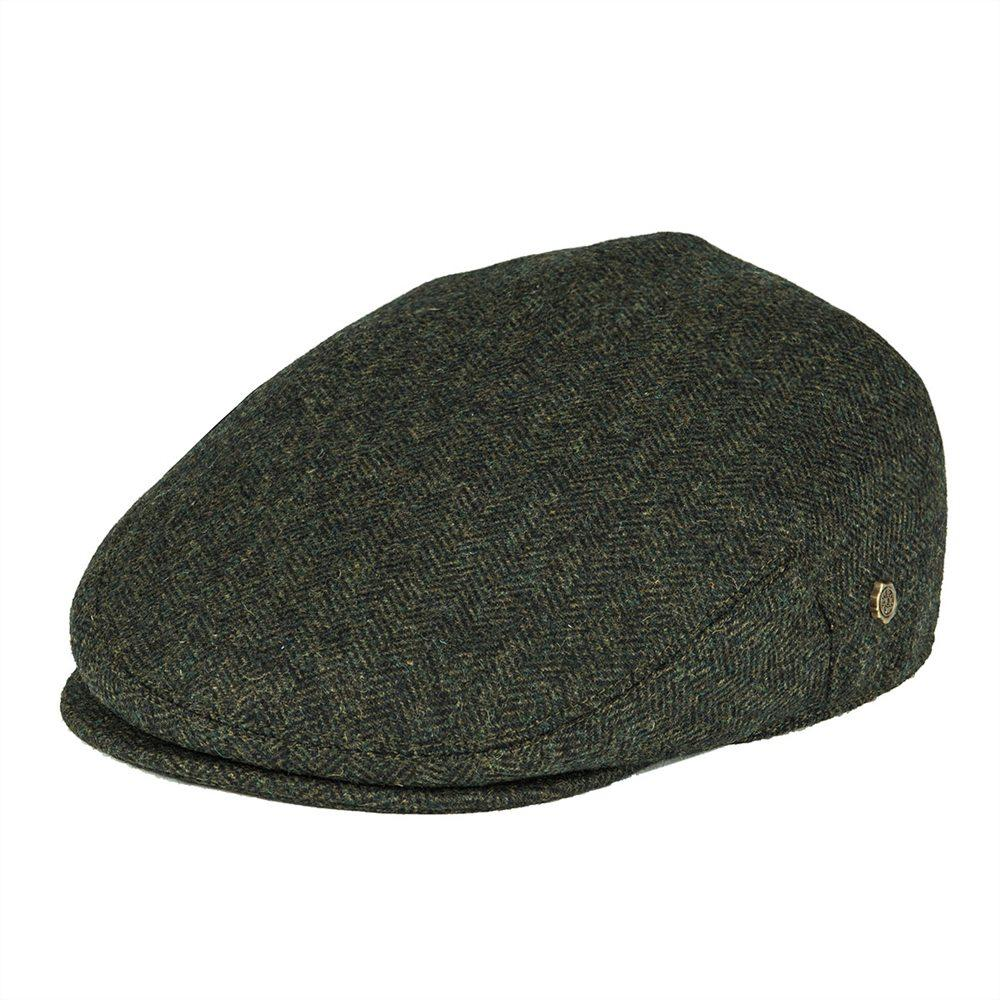 3d19d0e29 wholesale Wool Tweed Flat Cap Herringbone Newsboy Caps Boina Men Women  Beret Classic Cabbie Driver Hat Golf Hunting Ivy Hats 200
