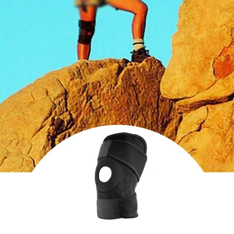 Hot Selling Spring Knee Pads Outdoor Mountaineering Riding Breathable Basketball Running Protective Gear Sports Knee Pads