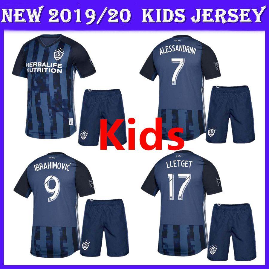 hot sale online 33954 fc06e :) Kids New 2020 La Galaxy Zlatan IBRAHIMOVIC 2019 Soccer Jerseys 19 20 LA  Galaxy GIOVANI J.DOS SANTOS Football Shirts