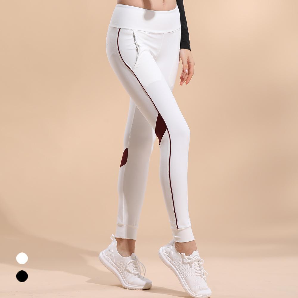 83c4428bd6 Pocket Gym Leggings Elastic Push Up Yoga Pants Breathable Leggings ...