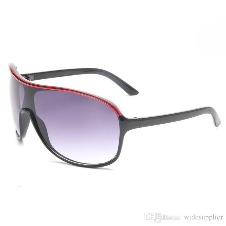 4df4c7bc3 Compre Óculos De Sol Explosivos Personalizados Óculos De Armação Grande  Óculos De Condução Óculos De Sol Para Homens Mulheres Esporte Ao Ar Livre  Óculos De ...