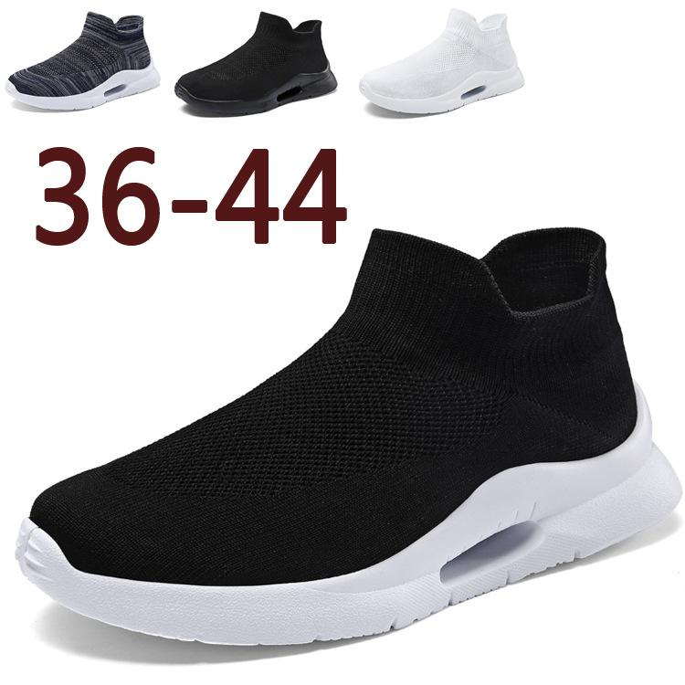 Men Sneakers Fashion Spring Outdoor Shoes Men Casual Men'S Shoes Comfortable Mesh For Size 36-44