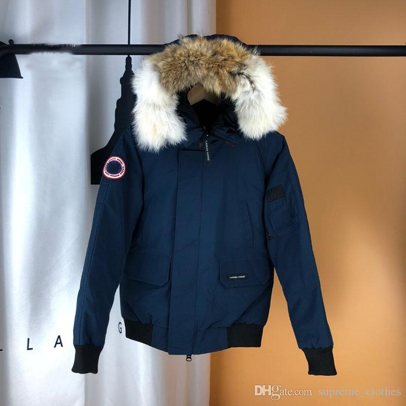 0f4160833de Goose Jackets Mens Designer Winter Coats Chilliwack Parka Men S ...