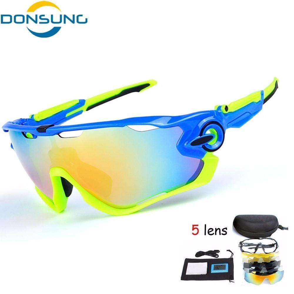 23089aba9d321 Gafas De Ciclismo Hombres Polarizadas 3 Lentes Gafas De Sol De Ciclismo  Hombres Mujeres Deporte Gafas De Bicicleta Gafas UV400 TR90 Gafas De Sol De  ...